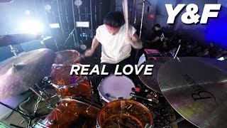 Real Love | DRUMS | Hillsong Y&F Live