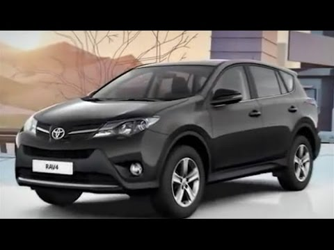 The All New 2015 Toyota RAV4 Interior And Exterior Review