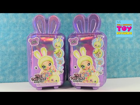 Na Na Na Surprise Series 4 Balloon Doll Unboxing Review | PSToyReviews