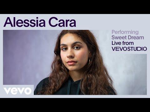 Alessia Cara - Sweet Dream (Live Performance) | Vevo