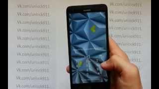 Huawei Ascend G750 (Honor 3X) - Разлочка от оператора, Unlocking