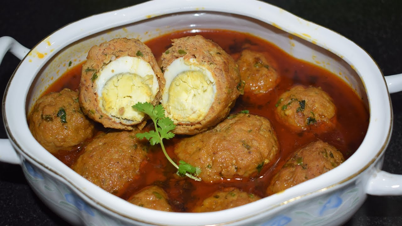 Download Nargisi Kofta Recipe   नरगिसी कोफ्ता   Very Delicious Recipe   Tasty Kitchen Point