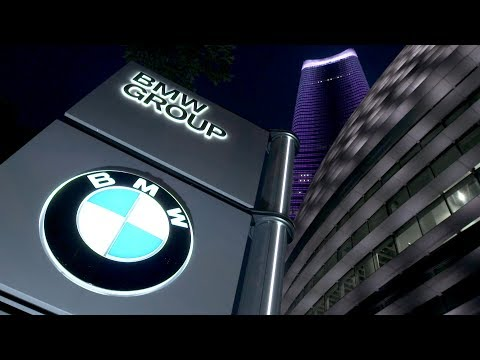 BMW Group Research and Development Center in China