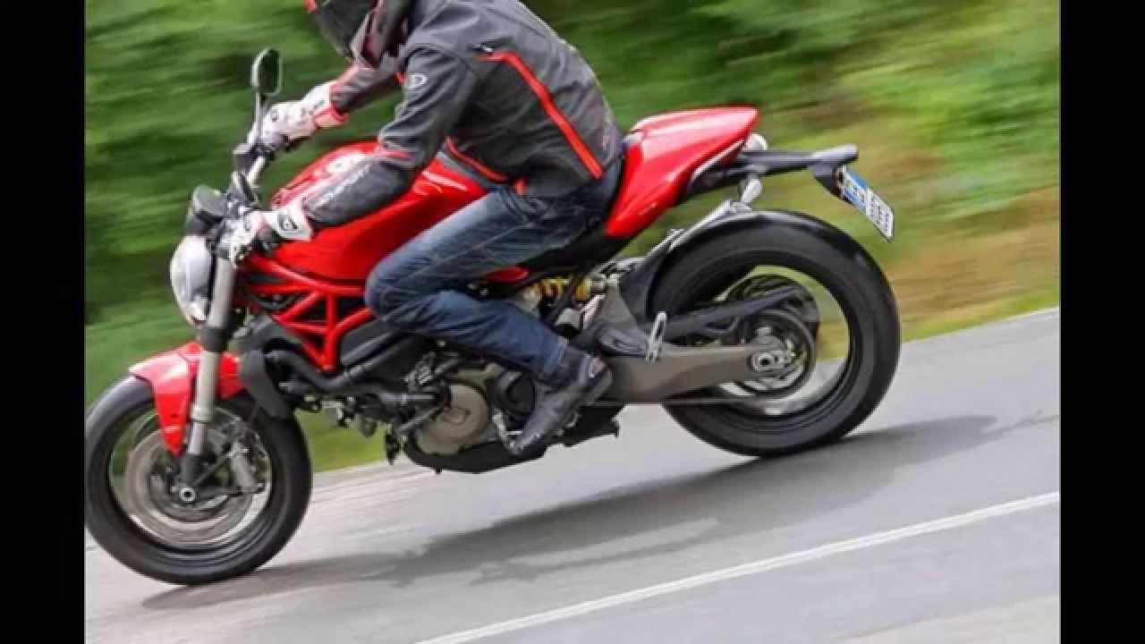 Ducati Monster 821 Review