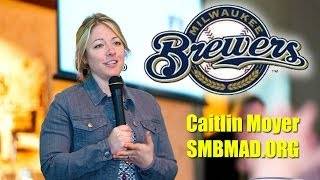 Caitlin Moyer of Milwaukee Brewers: Using Social Media to Engage Fans, Build the Brand