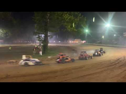 270 Feature - 7/3/19 - Shellhammers Speedway