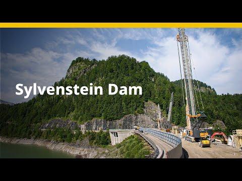 Rehabilitation of Sylvenstein Dam - BAUER Spezialtiefbau GmbH