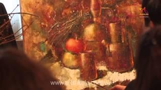 Уникальная техника быстрой живописи от Елены Ильичевой