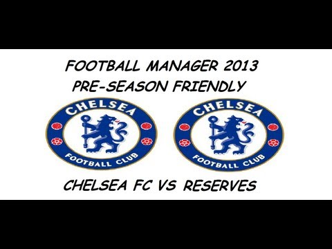 FM 2013 - Chelsea Fc - S1 - E1 - New Job - Contracts - Intra