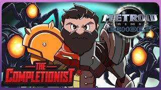 Metroid Prime 2: Echoes | The Completionist