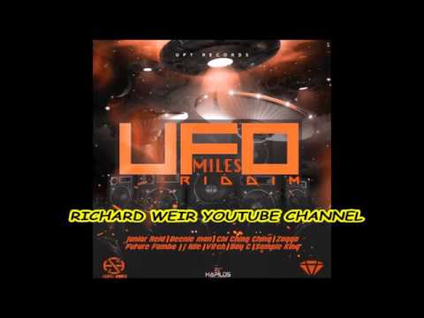 UFO MILES RIDDIM (Mix-Mar 2017) UPT RECORDS