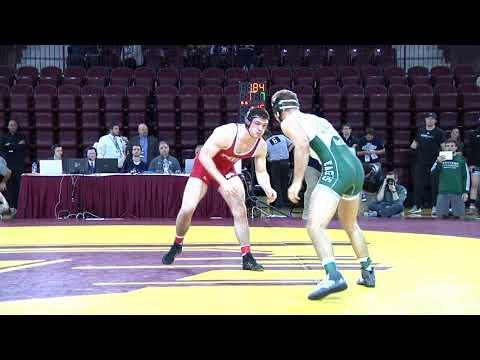 2018 MAC Wrestling Championship 184-lb Match: