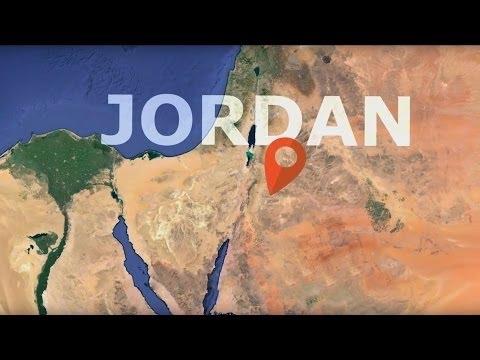 A snap shot from an IWitness trip to Jordan