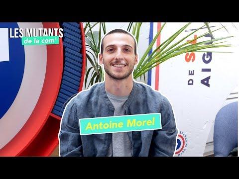 Rencontre avec Antoine Morel - Social Media Manager chez Le Slip Français