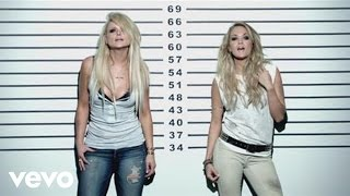 Miranda Lambert - Somethin' Bad (Official Music Video) ft. Carrie Underwood