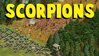 AoE2 Skorpione