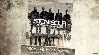 Stone Sour - Heading Out To The Highway (Audio)