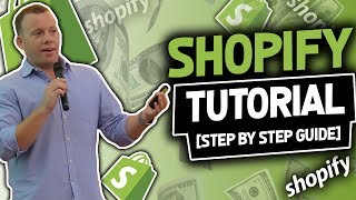Shopify Tutorial For Beginners: How To Build a Shopify Store In 10 Steps