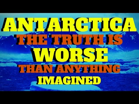 Antarctica - Operation Icebridge and the Thule Society, Death waits in the Ice
