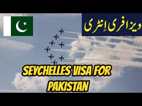 Seychelles Visa free for Pakistan / Seychelles Visa free in 2020.