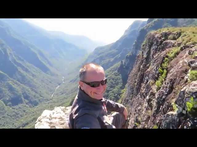 April 2015 - Canyon Fortazelza - Cambarà do Sul - RS - Brasile