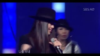 렉시 - 애송이 with 싸이 (2003-10-26)