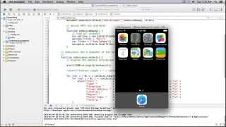 Free Phonegap Tutorial for Beginners Tutorial 19 - Finding Address from Contact Using Phonegap