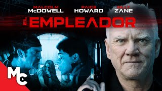 The Employer | 2013 Thriller | Malcolm McDowell