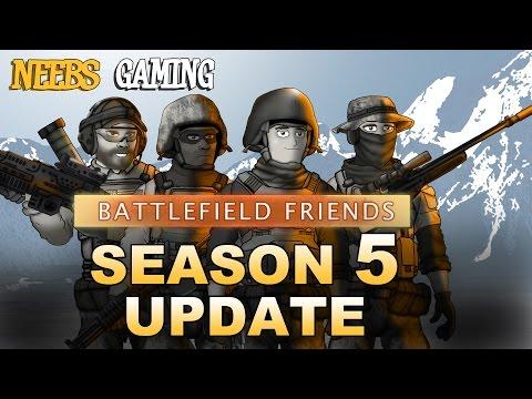 Battlefield Friends: Season 5 Update