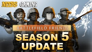 Battlefield Friends: Season 5 Update