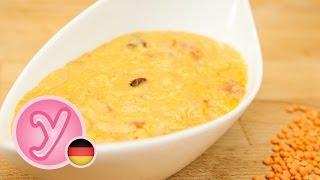 DAL / DHAL - vegetarisch indisches Linsengericht