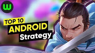 Top 10 Android Strategy Games of 2019-2020