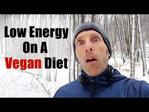 Experiencing Low Energy on a Vegan Diet