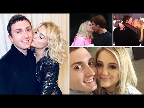 Meghan Trainor and Daryl Sabara Cute, Romantic and Hottest PDA Moments Of All Time - 2018 Mp3