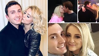 Meghan Trainor and Daryl Sabara Cute, Romantic and Hottest PDA Moments Of All Time - 2018
