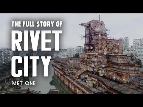The Full Story of Rivet City Part 1 - Fallout 3 Lore