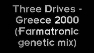 Three Drives - greece 2000 (farmatronic genetic mix)-