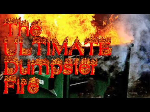 Monday Night Debates - Flat Earth Dumpster Fire thumbnail