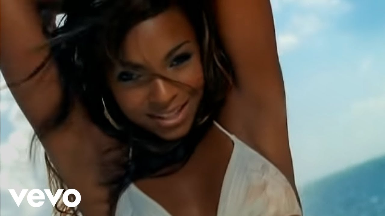 Ashanti working out - 2 part 9
