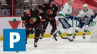 Olli Juolevi on Canucks 2-1 loss to the Ottawa Senators   The Province