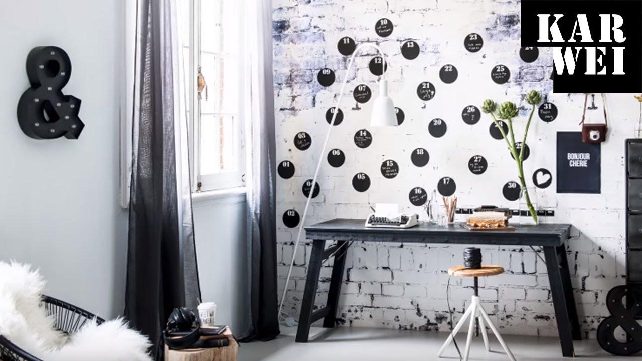 interieur inspiratie stijlvideo zwart wit youtube