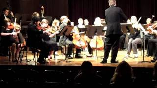 Hendrix College Chamber Orchestra Plays Haydn
