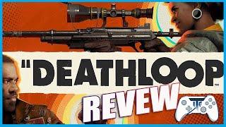 Die and Die Again - Deathloop Review (Video Game Video Review)
