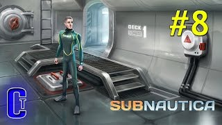 Subnautica | Episode 8. Running out of Tits and Quartz