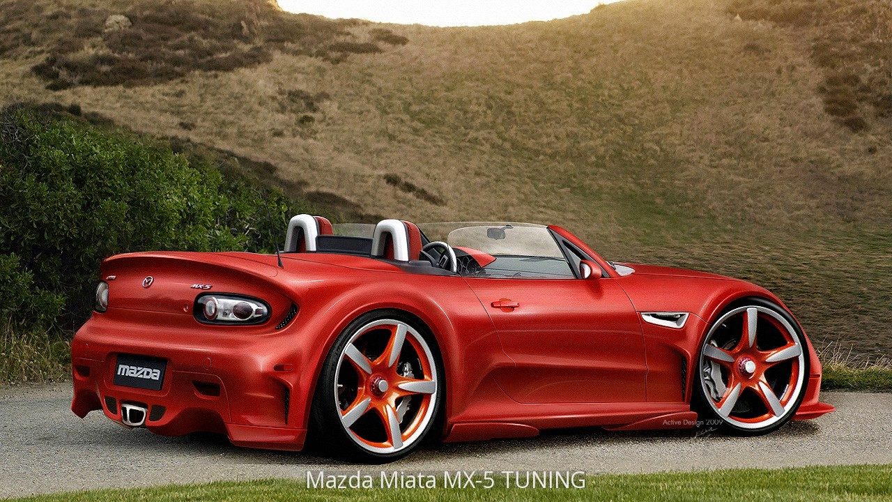 mazda miata mx 5 tuning youtube