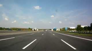 A5 Darmstadt - Frankfurt