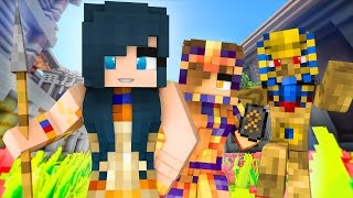 Minecraft Adventures - SNAKE ATTACK IN EGYPT! (Minecraft Roleplay)