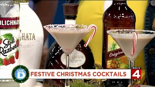 Live in the D: Festive Christmas cocktails