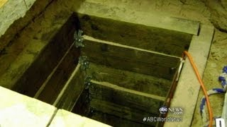 Drug-Smuggling Tunnel Discovered in Arizona