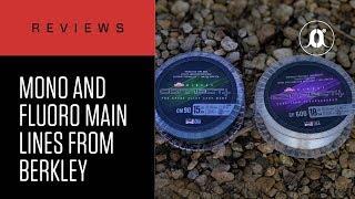 CARPologyTV - Greys Xlerate Rods, Berkley CM90 & CF600 Line Review with Matt Eaton
